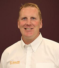 Shane O'Neill NPI Manager at Takumi